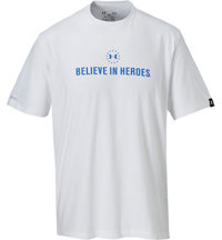 Men's Wounded Warrior Believe In Heroes T-Shirt
