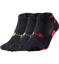 Men's UA Heatgear No Show Socks