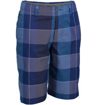 Boy's Cross-Hand Yarn-Dye Shorts