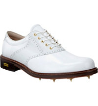 Men's Graeme McDowell World Class Special Edition Golf Shoes - White/White Pin/Nile