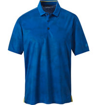 Men's climachill Dot Short Sleeve Polo