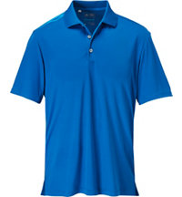 Men's climacool 3-stripes Short Sleeve Polo
