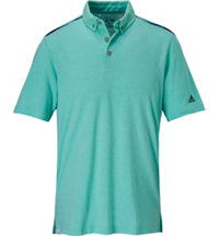 Men's Aeroknit Bonded Short Sleeve Polo
