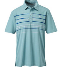 Men's Keel Short Sleeve Polo