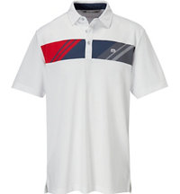 Men's Knot Short Sleeve Polo