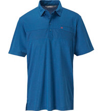 Men's Port Short Sleeve Polo