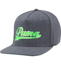 Junior's Script Snapback Hat