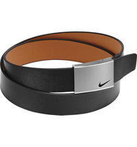 Men's Nike No-Hole Plaque Belt