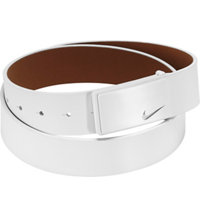 Men's Nike Tonal Sleek Modern Plaque Belt
