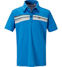 Boy's Stines Short Sleeve Polo