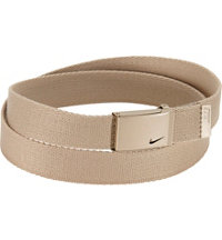 Women's Nike  Metallic Single Web Belt
