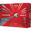 Callaway Chrome Soft Golf Balls with Truvis Technology