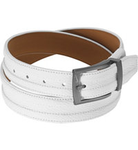Men's Trapunto G-Flex Belt
