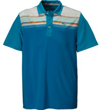 Boy's Key Stripe Polo