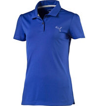 Girl's Pounce Short Sleeve Polo