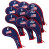 ZTECH USA ZIPPER IRON COVERS 10-PK