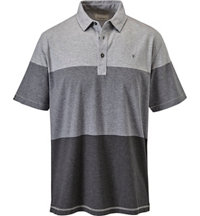 Men's Innosoft Colorblock Short Sleeve Polo
