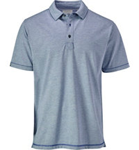 Men's Innosoft End on End Short Sleeve Polo