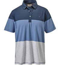 Men's Innosoft Yarn Dyed Short Sleeve Polo