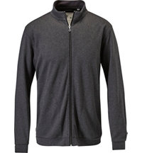 Men's Full-Zip Long Sleeve Sweatshirt