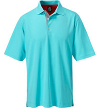 Men's Smooth Solid Short Sleeve Polo