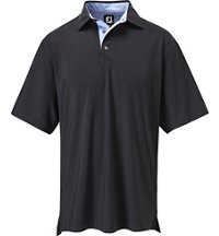 Men's Solid Brother Short Sleeve Polo