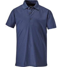Boy's Pro-Teck Short Sleeve Polo