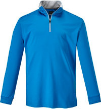 Boy's Pro-Teck Long Sleeve Mock