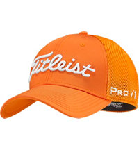 Men's Fitted Sports Mesh Cap