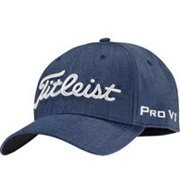 Men's Titleist Fitted Performance Heather Cap