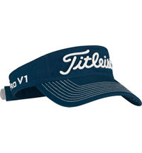 Men's Contrast Stitch Visor