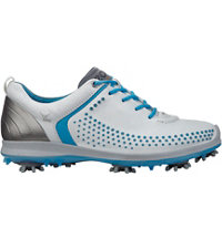 Women's BIOM G2 Spiked Golf Shoes - Wht/Danube (#101513-55234)