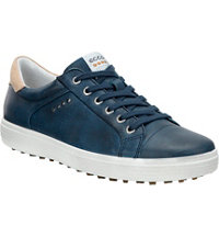 Men's Casual Hybrid Spiked Golf Shoes - Denim Blue