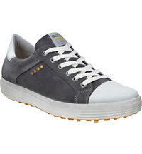 Men's Casual Hybrid Spiked Golf Shoes - Titanium/Wht (#152004-54234)