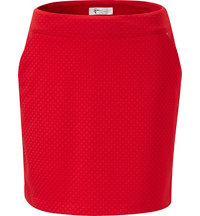 Women's Diamond Jacquard Knit Skort