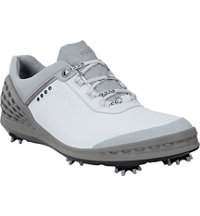 Men's BIOM Cage Spiked Golf Shoes - Wht (#132504-01007)
