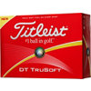 TITLEIST Personalized DT TruSoft White Golf Balls