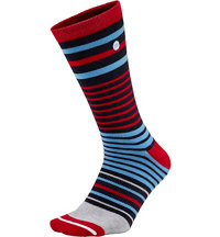 Men's Travis Mathew Harvey Wallbanger High Rider Sock