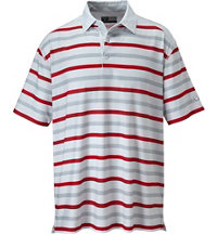 Men's Overdye Short Sleeve Polo