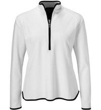 Women's Half-Zip Long Sleeve Pullover