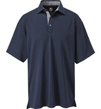 Men's ProDry Stretch Pique Short Sleeve Polo