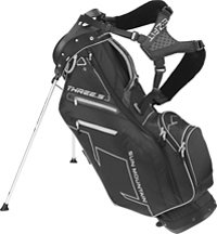 2016 Men's Three 5 Stand Bag Left-Handed