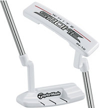 Blemished White Smoke Putter