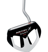 Blemished Metal X Belly Putter