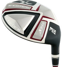 Blemished Exotics Xrail Fairway Wood