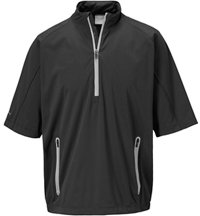 Men's Nelson Half-Zip Rain Top