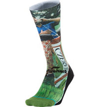 Men's Stance Call Time Socks