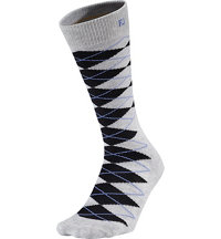 Men's FJ Spring ProDry Fashion Crew Birch Bay Socks