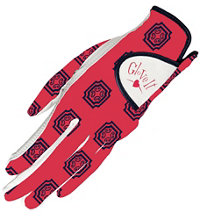 Women's Golf Glove (Orchid Medallion)
