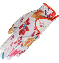 Women's Golf Glove (Poppy)